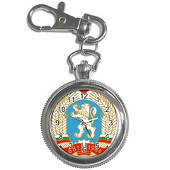 Coat Of Arms Of People s Republic Of Bulgaria, 1971 1990 Key Chain Watches