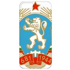 Coat Of Arms Of People s Republic Of Bulgaria, 1971 1990 Apple Iphone 5 Classic Hardshell Case