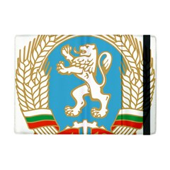 Coat Of Arms Of People s Republic Of Bulgaria, 1971 1990 Apple Ipad Mini Flip Case