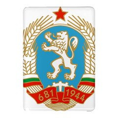 Coat Of Arms Of People s Republic Of Bulgaria, 1971 1990 Samsung Galaxy Tab Pro 10 1 Hardshell Case