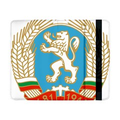 Coat Of Arms Of People s Republic Of Bulgaria, 1971 1990 Samsung Galaxy Tab Pro 8 4  Flip Case