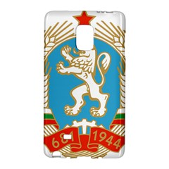 Coat Of Arms Of People s Republic Of Bulgaria, 1971 1990 Galaxy Note Edge by abbeyz71