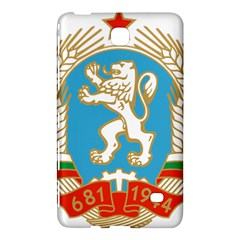 Coat Of Arms Of People s Republic Of Bulgaria, 1971 1990 Samsung Galaxy Tab 4 (7 ) Hardshell Case