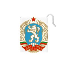 Coat Of Arms Of People s Republic Of Bulgaria, 1971 1990 Drawstring Pouches (xs)