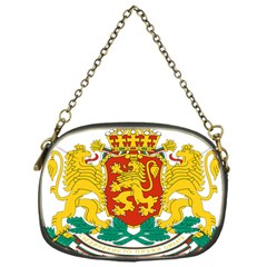 Coat Of Arms Of Bulgaria Chain Purses (one Side)