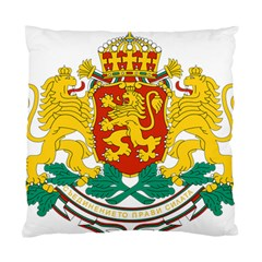 Coat Of Arms Of Bulgaria Standard Cushion Case (two Sides)