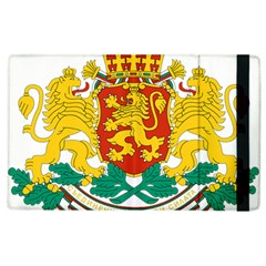 Coat Of Arms Of Bulgaria Apple Ipad 2 Flip Case