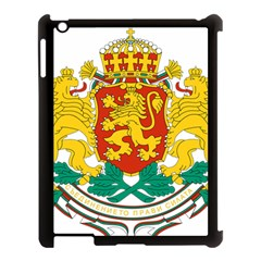 Coat Of Arms Of Bulgaria Apple Ipad 3/4 Case (black)