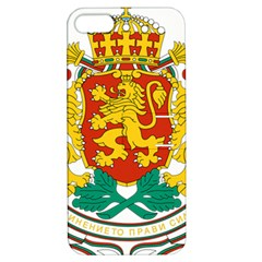 Coat Of Arms Of Bulgaria Apple Iphone 5 Hardshell Case With Stand