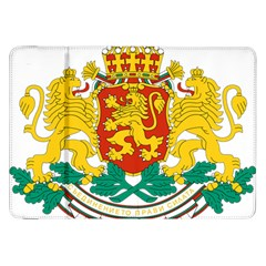 Coat Of Arms Of Bulgaria Samsung Galaxy Tab 8 9  P7300 Flip Case