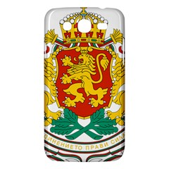 Coat Of Arms Of Bulgaria Samsung Galaxy Mega 5 8 I9152 Hardshell Case