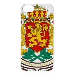 Coat Of Arms Of Bulgaria Apple Iphone 5s/ Se Hardshell Case