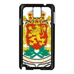 Coat Of Arms Of Bulgaria Samsung Galaxy Note 3 N9005 Case (black)