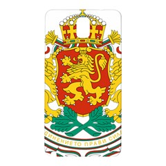 Coat Of Arms Of Bulgaria Samsung Galaxy Note 3 N9005 Hardshell Back Case