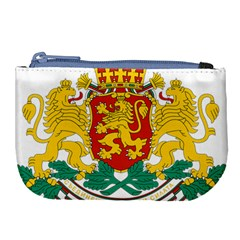 Coat Of Arms Of Bulgaria Large Coin Purse