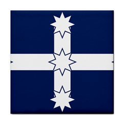 Eureka Flag Tile Coasters by abbeyz71