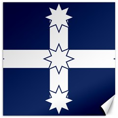 Eureka Flag Canvas 20  X 20   by abbeyz71