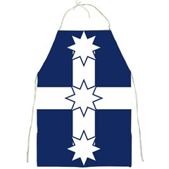 Eureka Flag Full Print Aprons by abbeyz71