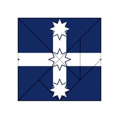 Eureka Flag Acrylic Tangram Puzzle (4  X 4 )