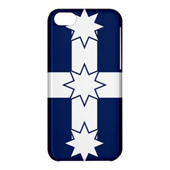 Eureka Flag Apple Iphone 5c Hardshell Case by abbeyz71