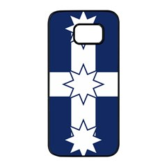 Eureka Flag Samsung Galaxy S7 Edge Black Seamless Case by abbeyz71