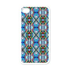 Artwork By Patrick Colorful 34 Apple Iphone 4 Case (white)