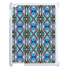 Artwork By Patrick Colorful 34 Apple Ipad 2 Case (white)