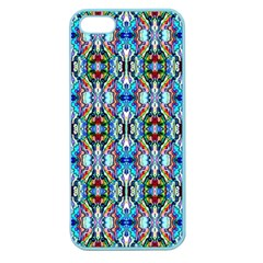 Artwork By Patrick Colorful 34 Apple Seamless Iphone 5 Case (color)