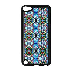 Artwork By Patrick Colorful 34 Apple Ipod Touch 5 Case (black)