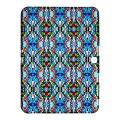 Artwork By Patrick Colorful 34 Samsung Galaxy Tab 4 (10 1 ) Hardshell Case