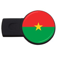 Roundel Of Burkina Faso Air Force Usb Flash Drive Round (2 Gb)