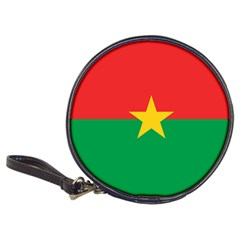 Roundel Of Burkina Faso Air Force Classic 20 Cd Wallets