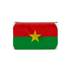Roundel Of Burkina Faso Air Force Cosmetic Bag (small)