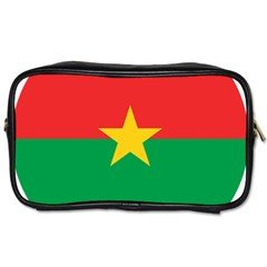 Roundel Of Burkina Faso Air Force Toiletries Bags