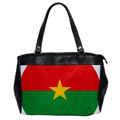 Roundel Of Burkina Faso Air Force Office Handbags