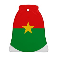 Roundel Of Burkina Faso Air Force Ornament (bell)