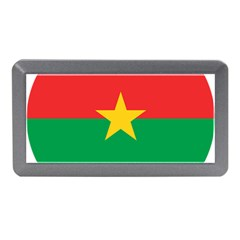 Roundel Of Burkina Faso Air Force Memory Card Reader (mini)