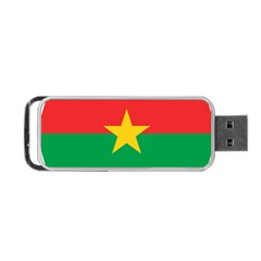 Roundel Of Burkina Faso Air Force Portable Usb Flash (two Sides) by abbeyz71