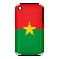 Roundel Of Burkina Faso Air Force Iphone 3s/3gs