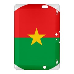 Roundel Of Burkina Faso Air Force Kindle Fire Hdx 8 9  Hardshell Case