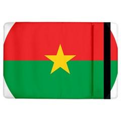 Roundel Of Burkina Faso Air Force Ipad Air Flip