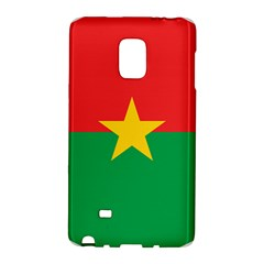 Roundel Of Burkina Faso Air Force Galaxy Note Edge by abbeyz71