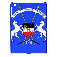 Coat Of Arms Of Upper Volta Apple Ipad Mini Hardshell Case