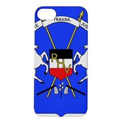 Coat Of Arms Of Upper Volta Apple Iphone 5s/ Se Hardshell Case