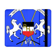 Coat Of Arms Of Upper Volta Samsung Galaxy Tab Pro 8 4  Flip Case