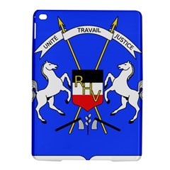 Coat Of Arms Of Upper Volta Ipad Air 2 Hardshell Cases