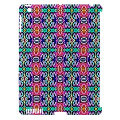 Artwork By Patrick Colorful 34 1 Apple Ipad 3/4 Hardshell Case (compatible With Smart Cover)
