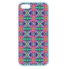 Artwork By Patrick Colorful 34 1 Apple Seamless Iphone 5 Case (color)