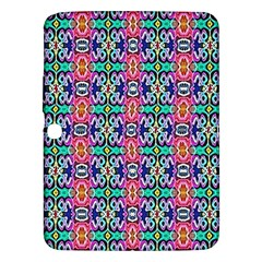 Artwork By Patrick Colorful 34 1 Samsung Galaxy Tab 3 (10 1 ) P5200 Hardshell Case
