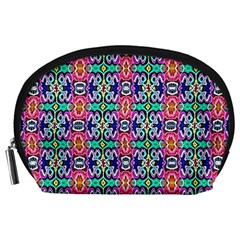 Artwork By Patrick Colorful 34 1 Accessory Pouches (large)